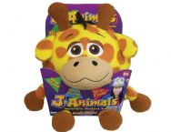 Snuggle Pets  J-Animals Onesie - Giraffe - MEDIUM 106 to 155cms